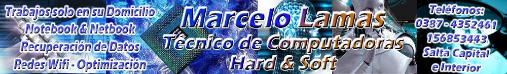 .::.Marcelo Lamas Técnico de Computadoras.::.
