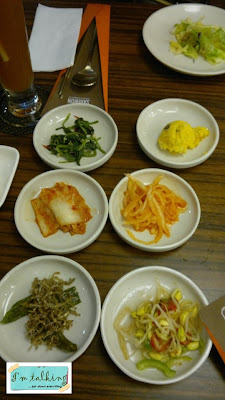 korean, side dishes