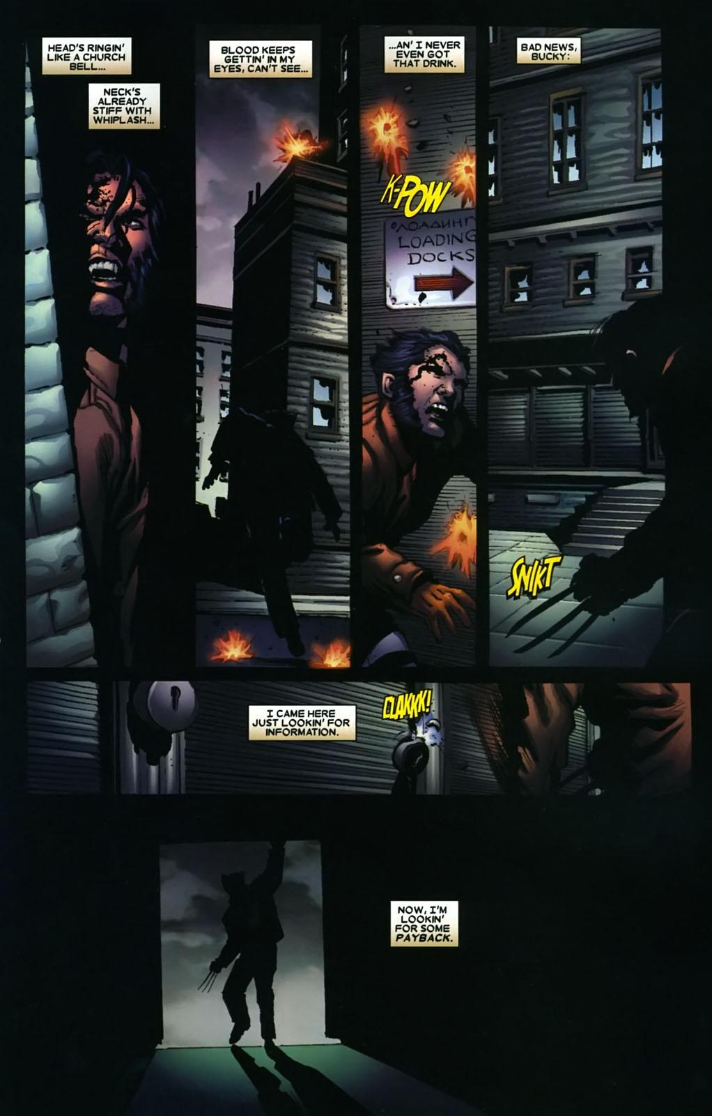 Read online Wolverine (2003) comic -  Issue #39 - 9
