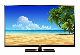 VU 32K160 32 inches LED TV (HD Ready with 2 HDMI, 1 VGA & 3 USB Port) for Rs.16990 Only @ Flipkart