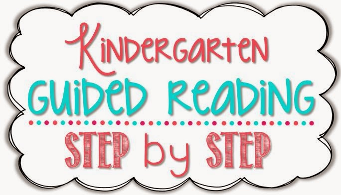 Kindergarten Guided Reading  Step By Step  Little Minds At Work