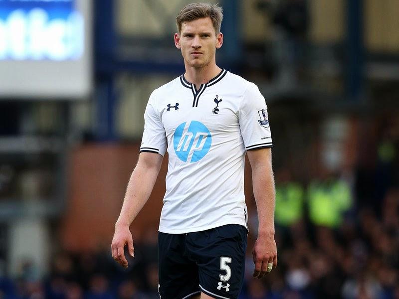 AGEN JUDI ONLINE - Vertonghen Semakin Dekat Dengan Kesepakatan Baru Tottenham