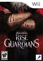Rise of the Guardians – Wii