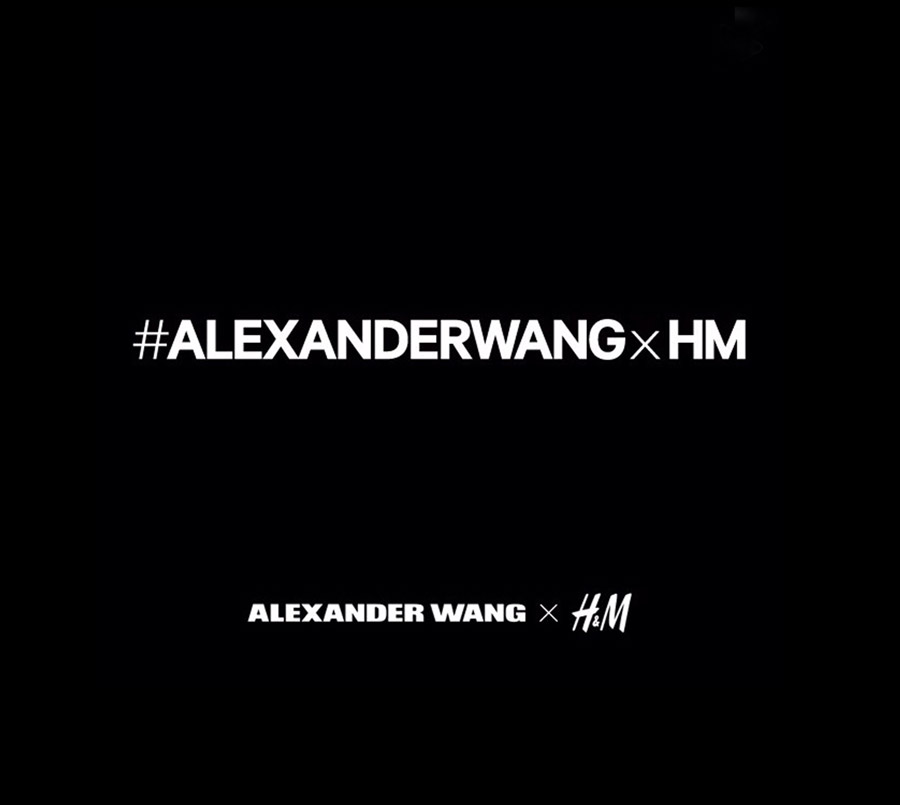 alexander wang, h&m, hm, alexander wang x hm, collaboration, collection