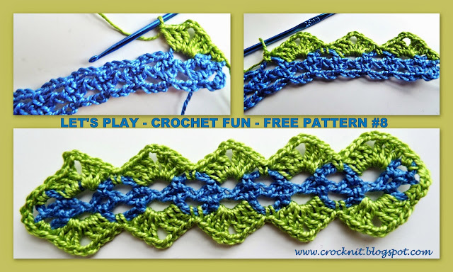 free crochet patterns boho bracelet wrist cuffs