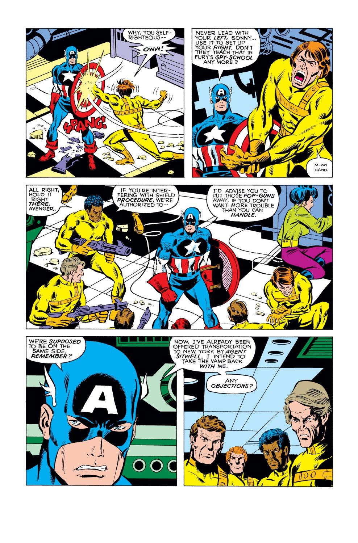 Captain America (1968) Issue #231 #146 - English 5