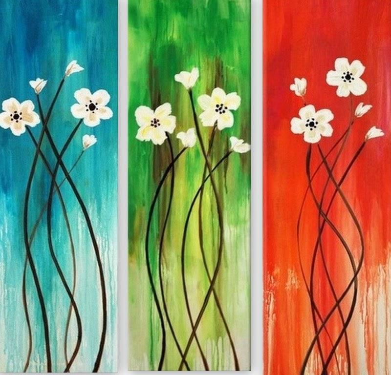 Pintura moderna y fotograf a art stica cuadros - Plantillas para pintar cuadros ...