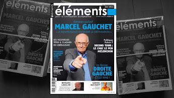 """""""Une entretien mené de main de maître par Thibault Isabel"""", Pascal Eysseric, revue éléments"""