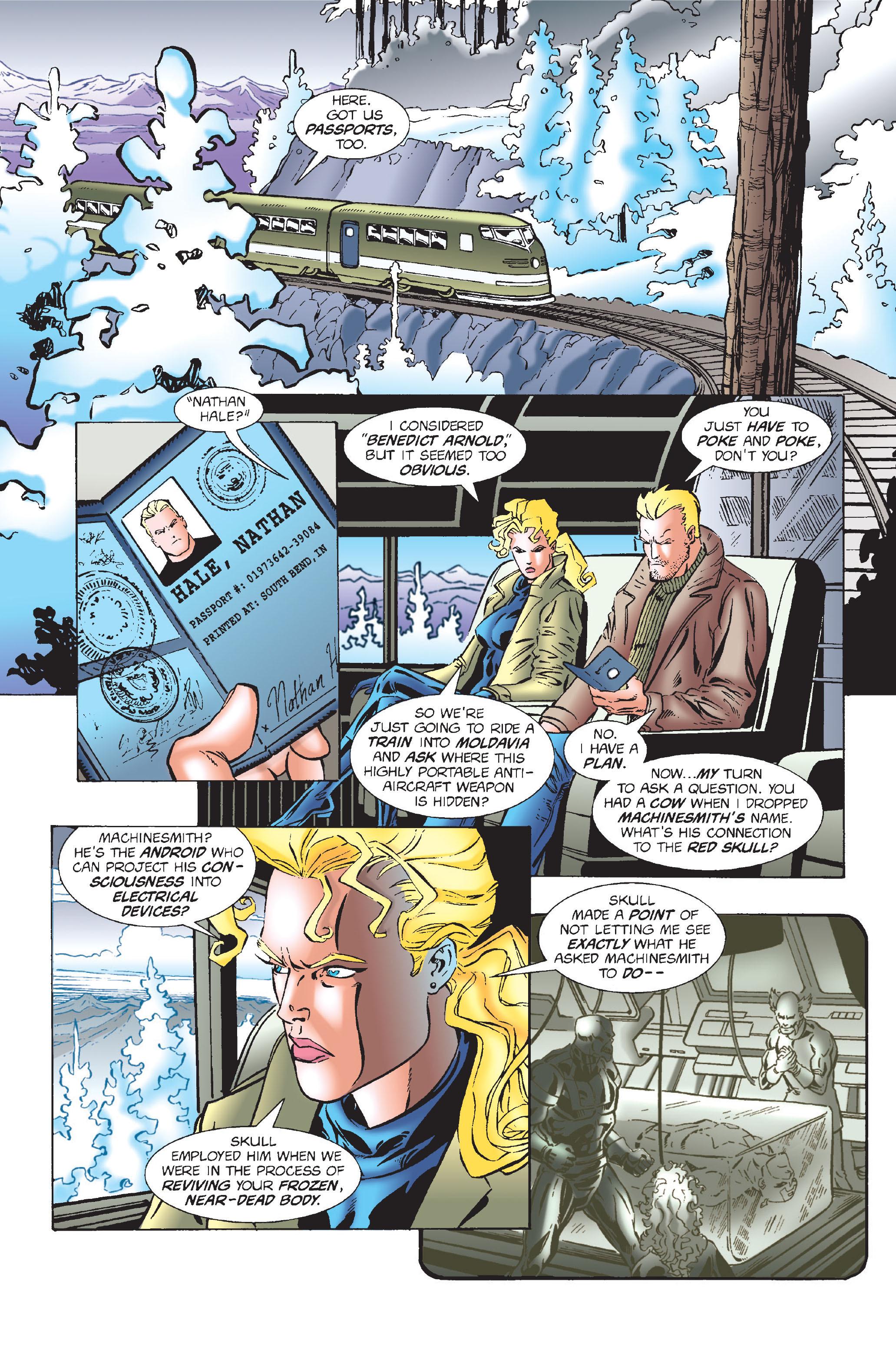 Captain America (1968) Issue #451 #408 - English 9