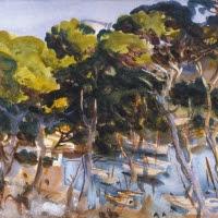 'Port de Sóller (John Singer Sargent)'