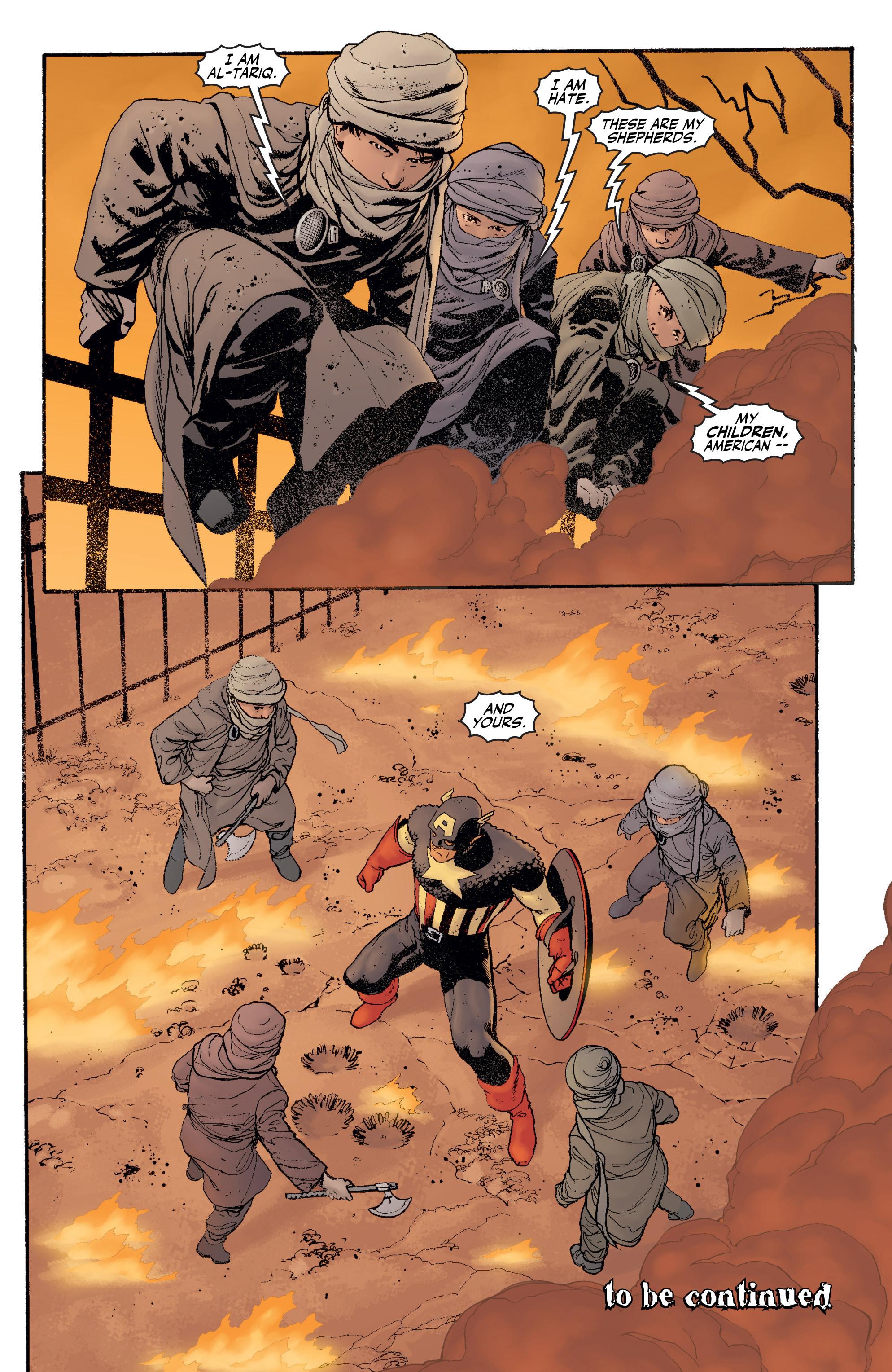 Captain America (2002) Issue #2 #3 - English 24