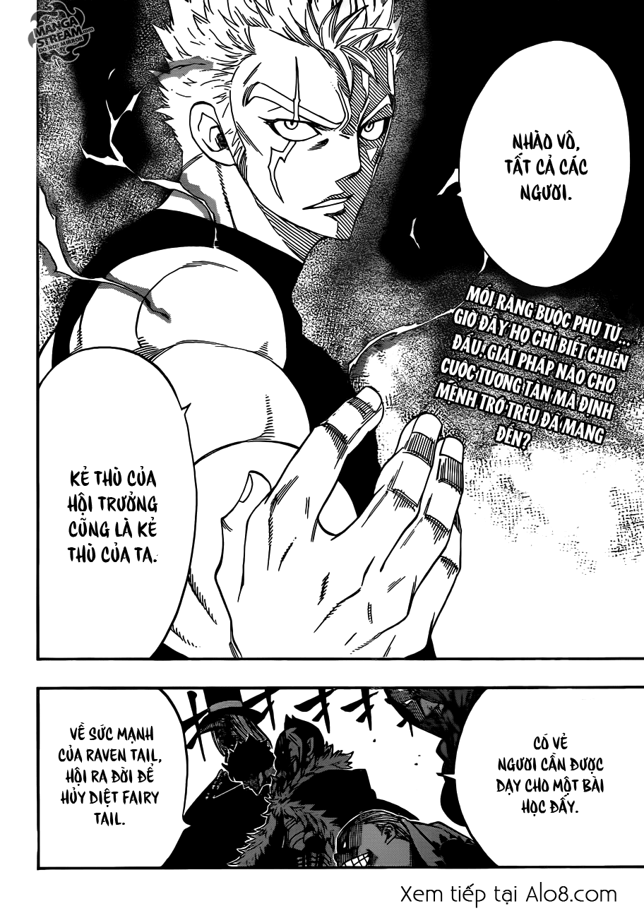 Fairy Tail chap 286 page 20 - IZTruyenTranh.com
