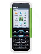 Spesifikasi Nokia 5000
