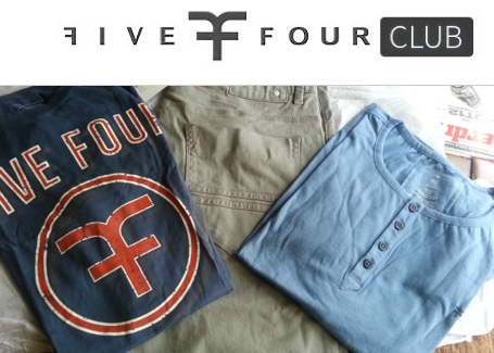 Five Four Clothing Club For Men
