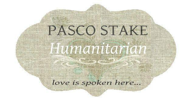 Pasco Stake Humanitarian