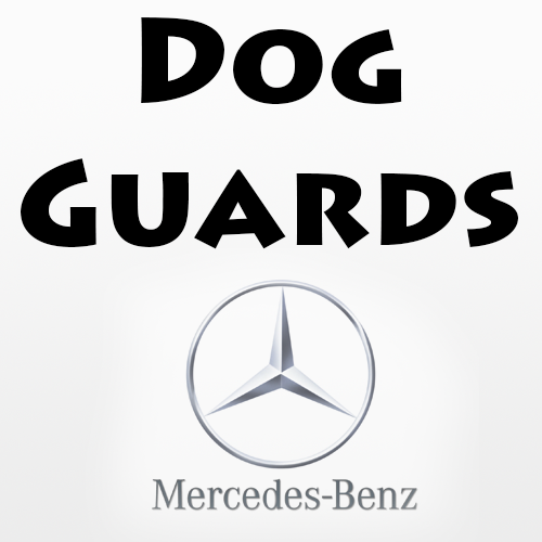 Car dog guards february 2014 for Barrier mercedes benz