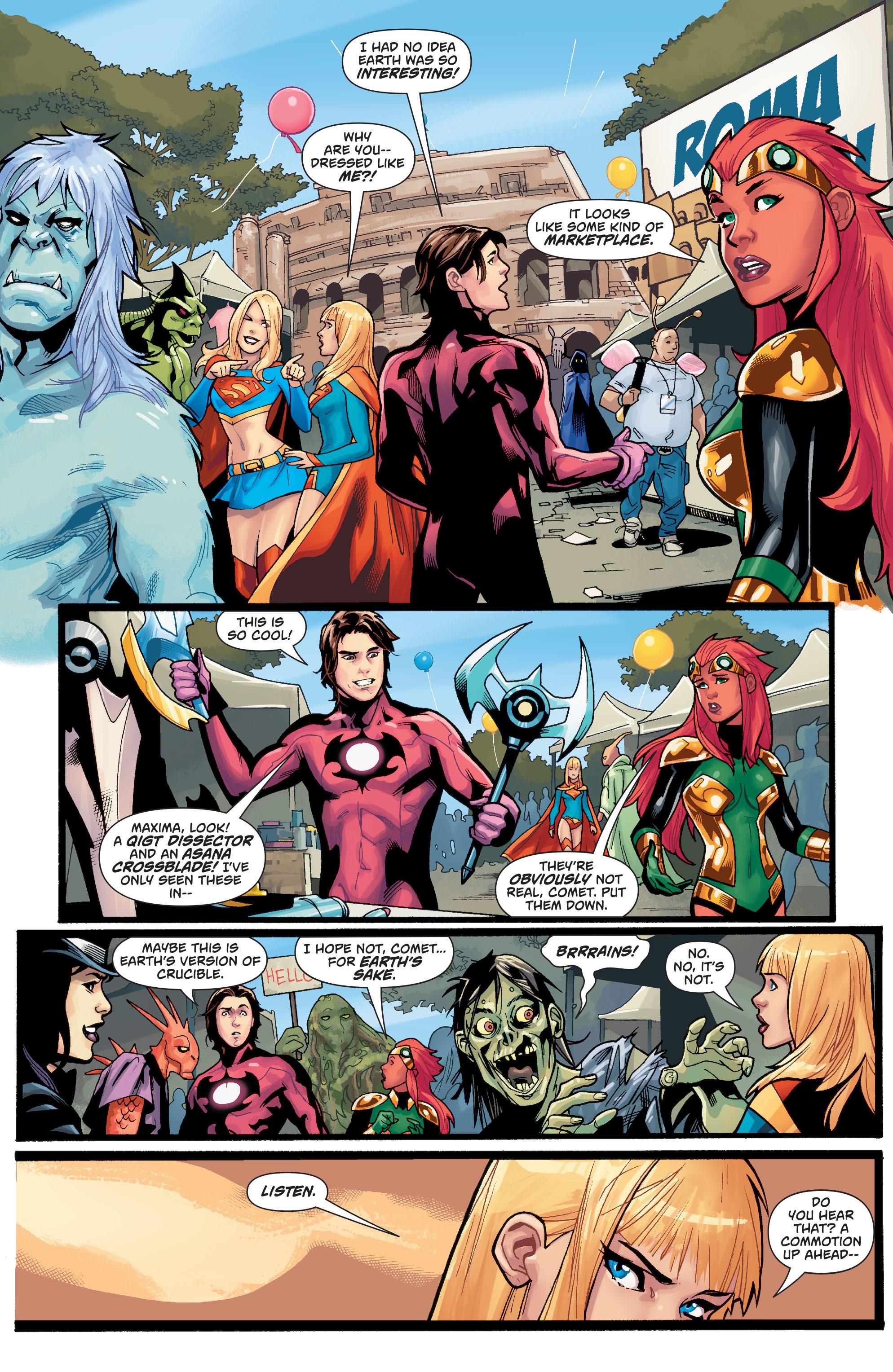 Supergirl (2011) Issue #38 #40 - English 11