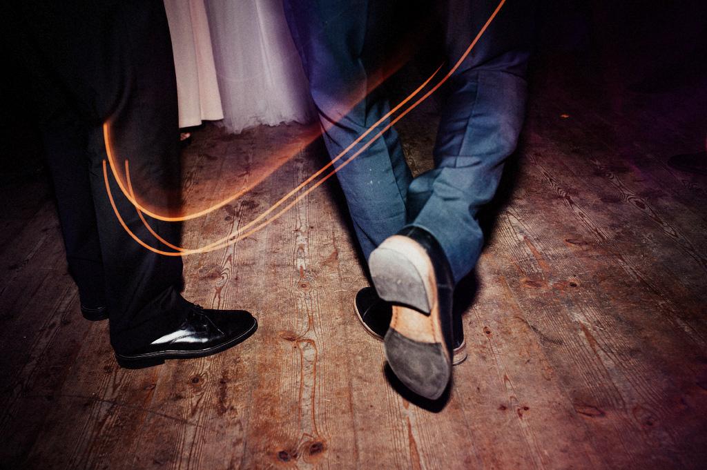 Bröllopsdans i Vallens Säteri