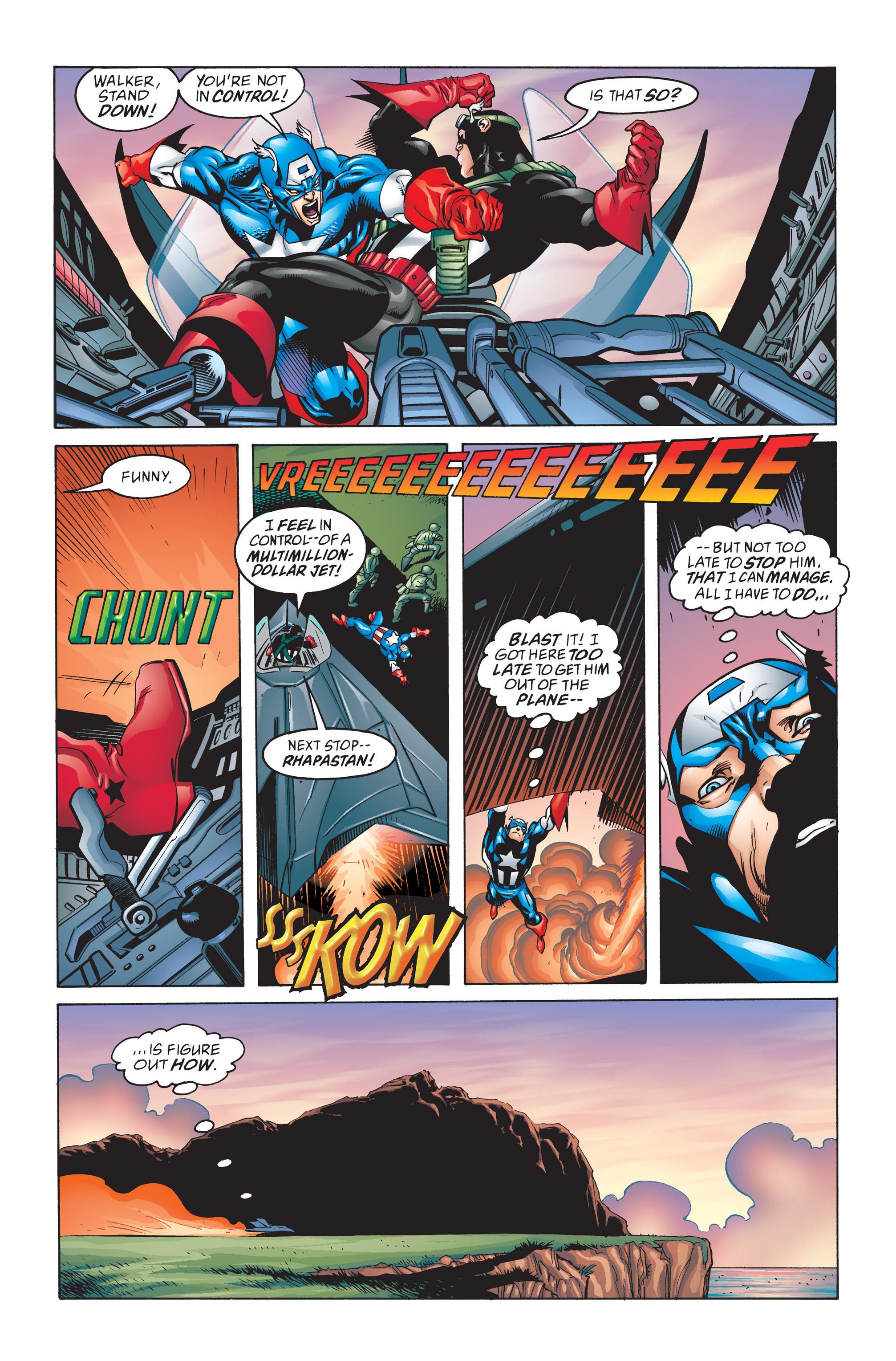 Captain America (1998) Issue #10 #16 - English 16