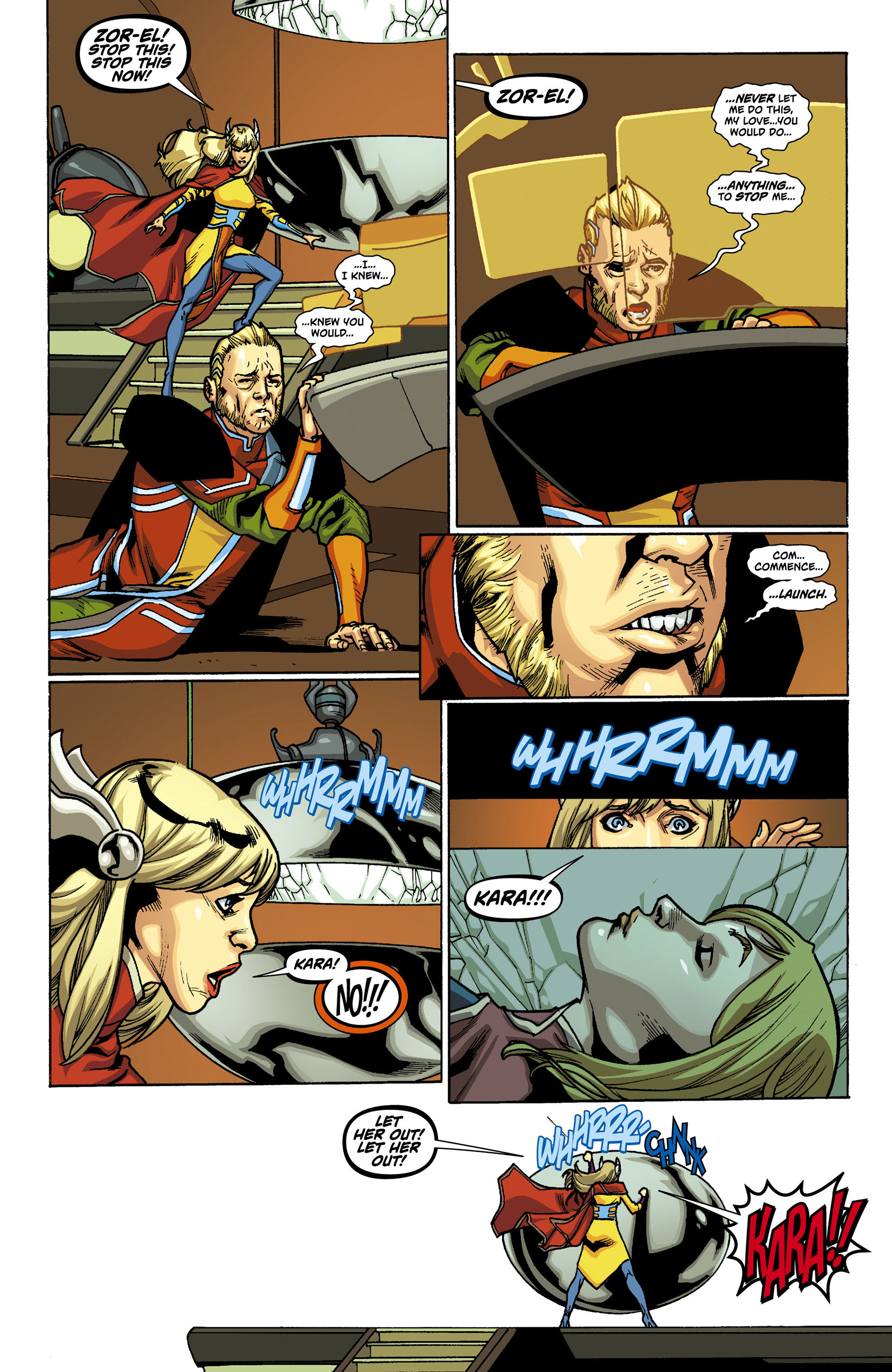 Supergirl (2011) Issue #0 #2 - English 18