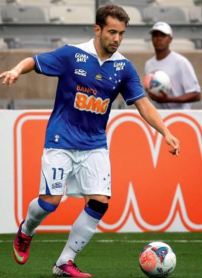 Everton Ribeiro Cruzeiro Transfer Manchester United 2014