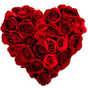 Rose and Heart HD Wallpaper Valentines day 2013