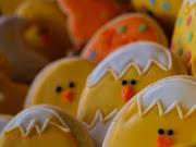 Los huevos de Pascua son típicos de la primavera y viene de largo, . blog
