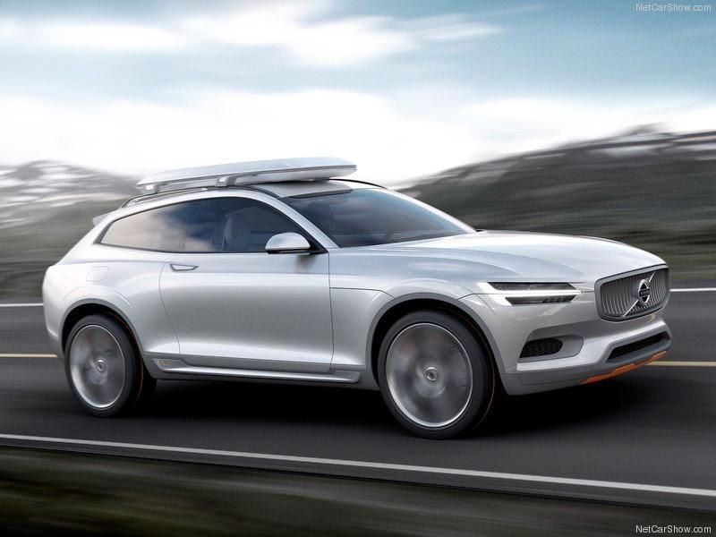 Volvo XC Coupe Concept 2014
