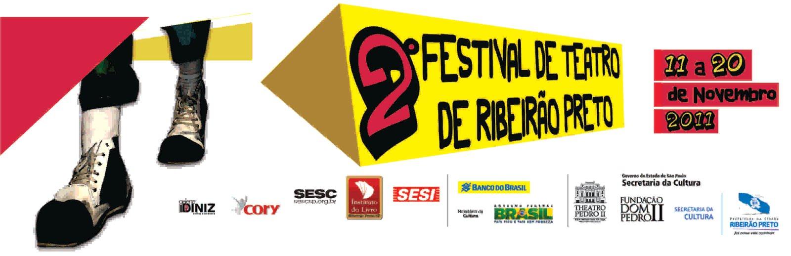 2o Festival de Teatro