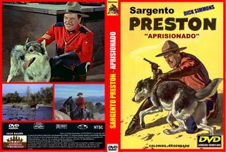 SARGENTO  PRESTON - APRISIONADO