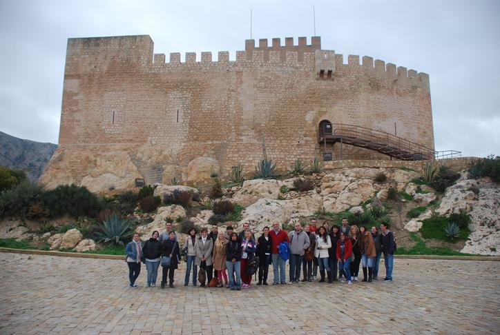 Museo d maso navarro los alumnos de informaci n interpretaci n y gu a tur stico de la ua hacen - Navalon turistico ...
