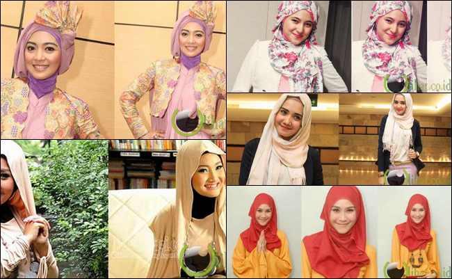 5 Kisah Artis Cantik Indonesia yang Akhirnya Berhijab