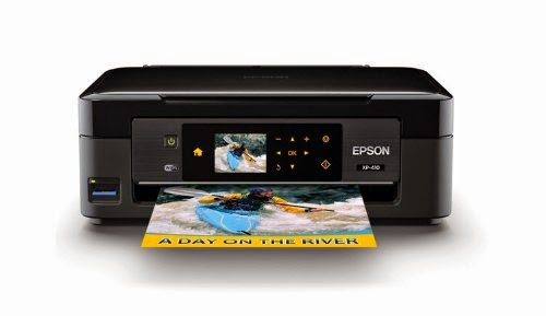 Epson Expression Home XP-410 Small-in-One All-in-One Wireless Inkjet Printer