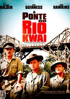 Filme A Ponte do Rio Kwai BluRay 1957 Torrent