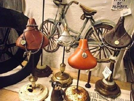Ideas para Reciclar Piezas de Bicicletas
