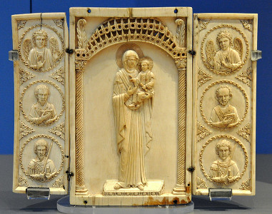 Byzantine Sculpture  What exactly study the Art History