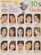 Semifinalis Gadis Sampul 2000Part I. Diposkan oleh Hildan di 16.52