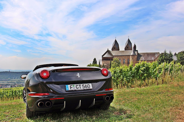 New Ferrari California T