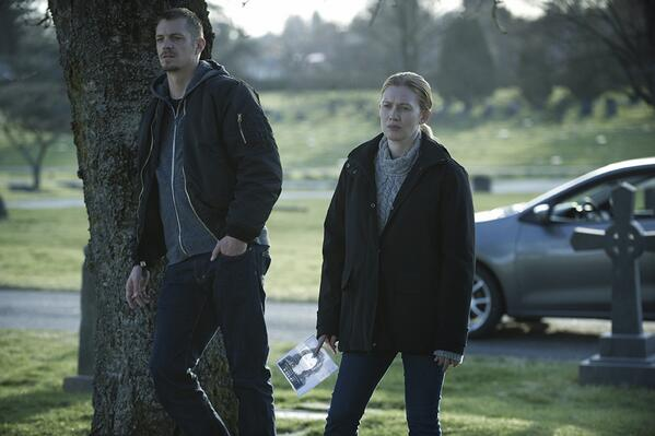 The Killing - Season 4 - First Look Promotional Photos