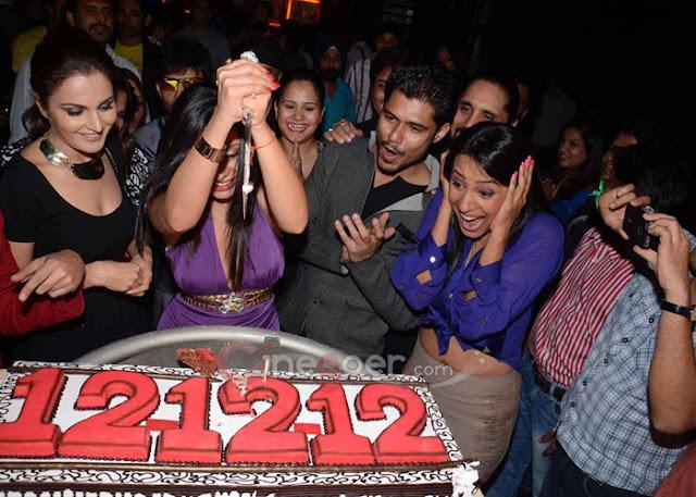 Sambhavna Seth Birthday 2012