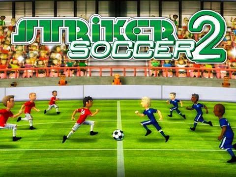 Striker Soccer 2 Apk Data Full Mod Unlimited Gold Coins