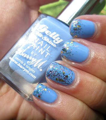 Barry M - Blueberry wow cosmetics 376