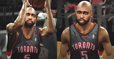 NBA 2K13 John Lucas III Realistic Face Update