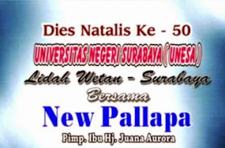 New Pallapa Live Unesa 2015