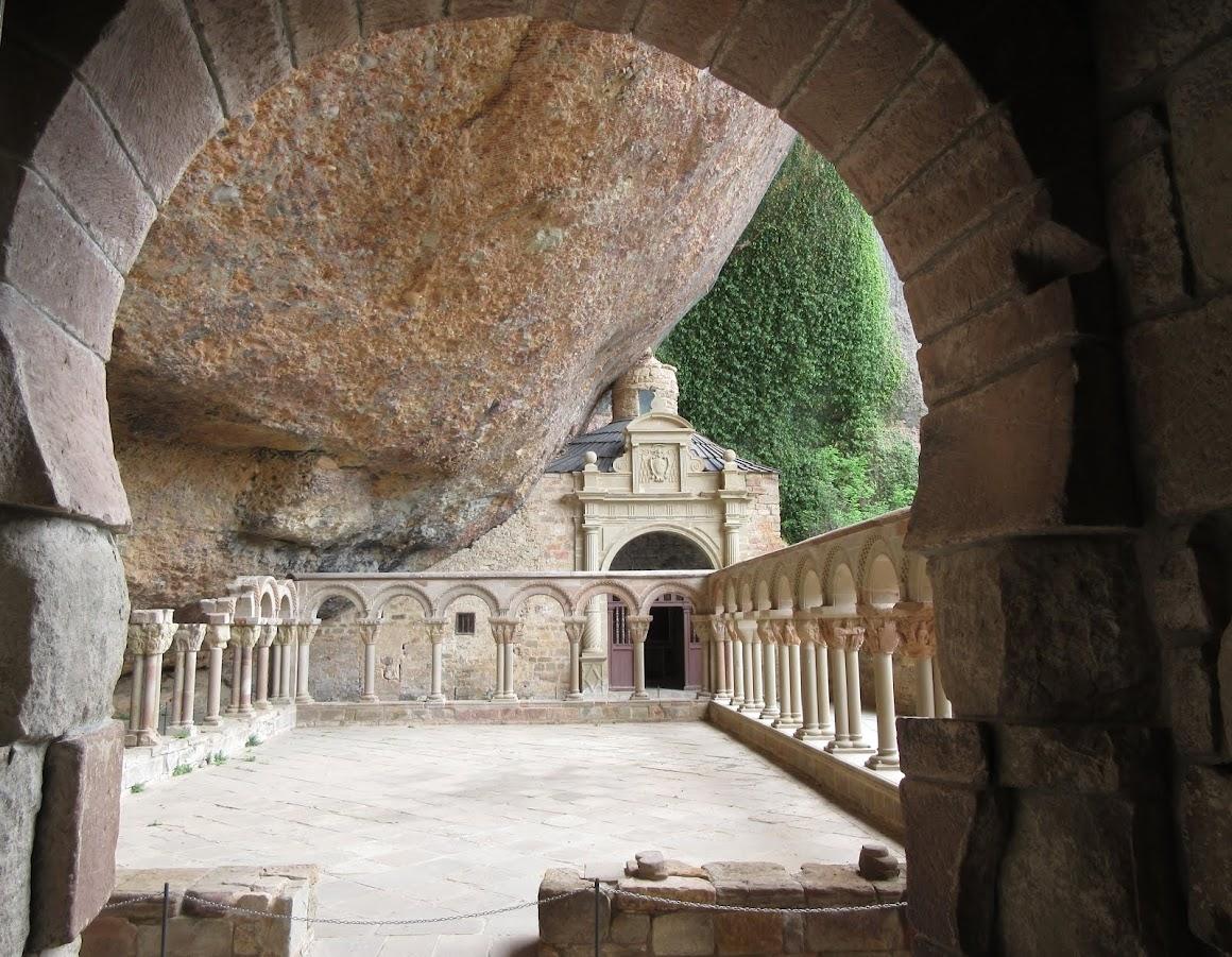 Monastero San Juan de la Pena Spagna