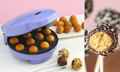 Delicious Babycakes Cake Pops