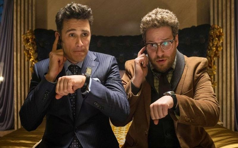 Film The Interview, File Online Terlaris