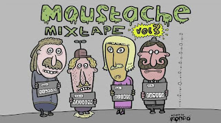 Inspector Dubplate moustache mixtape vol 3