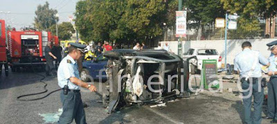 Κάθειρξη 12 ετών για τον οδηγό του Smart που σκόρπισε τον θάνατο στην Πέτρου Ράλλη