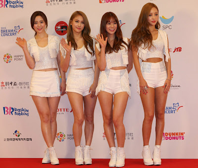 KARA Dream Concert 2015